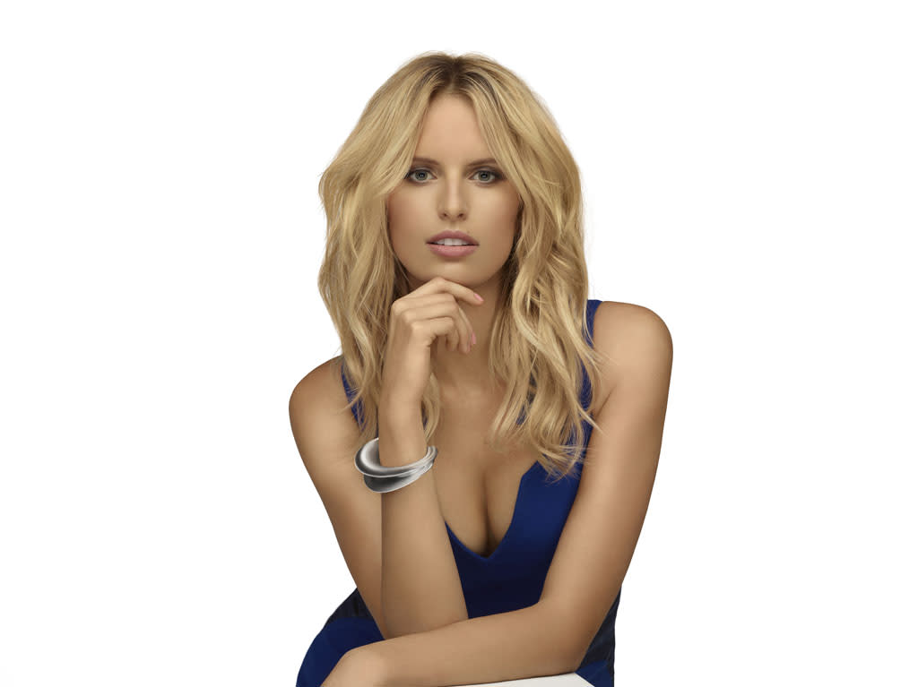THE FACE -- Season: 1 -- Pictured: Karolina Kurkova