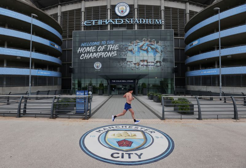 City enter CAS hearing hoping to overturn UEFA ban