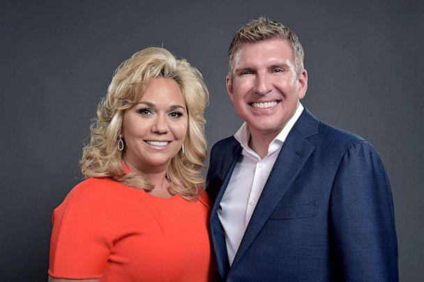 PHOTO: Julie Chrisley and Todd Chrisley of 'Chrisley Knows Best' pose for a portrait during the NBCUniversal Summer Press Day at Four Seasons Hotel on April 1, 2016 in Westlake Village, California. (Mike Windle/nbc/NBC via Getty Images)
