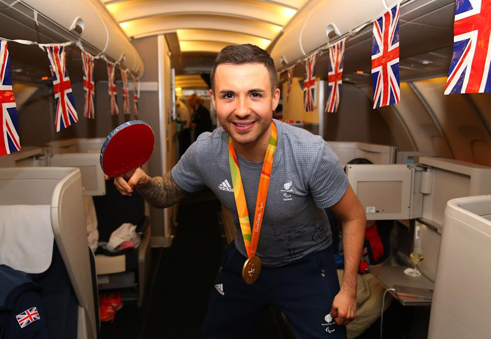 """This gold medal-winning Paralympian says he hopes to inspire people who have a disability with his time on Strictly, noting: """"That would mean a lot to me. I want to prove to people I can do this.""""<br /><br />He added: """"I'm so proud to be on the show, it's my family's favourite show. I have no dance experience at all, but I hope I can do well.""""<br /><br />Will bagged a gold medal at the Rio Paralympics in 2016, and is currently training for next year's games in Tokyo."""