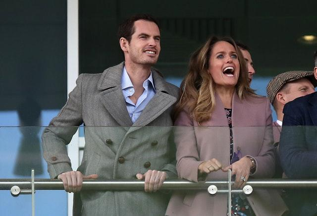 Sir Andy Murray and wife Kim Sears expecting third child
