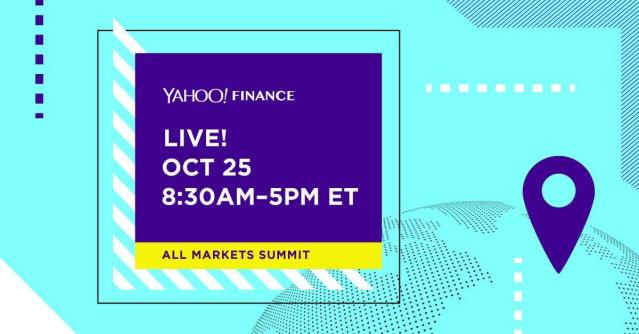 Yahoo Finance's All Markets Summit.