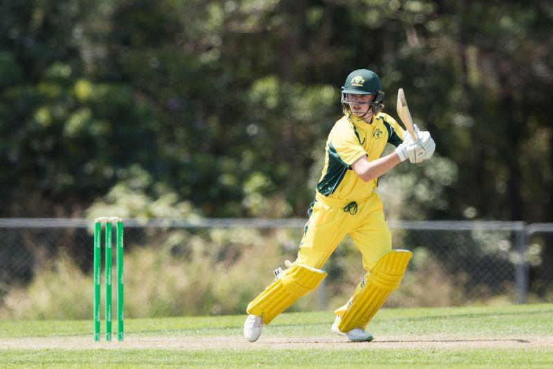 Jake Fraser-McGurk has gone under the radar so far but he could be on everyone's lips by the end of this U-19 World Cup