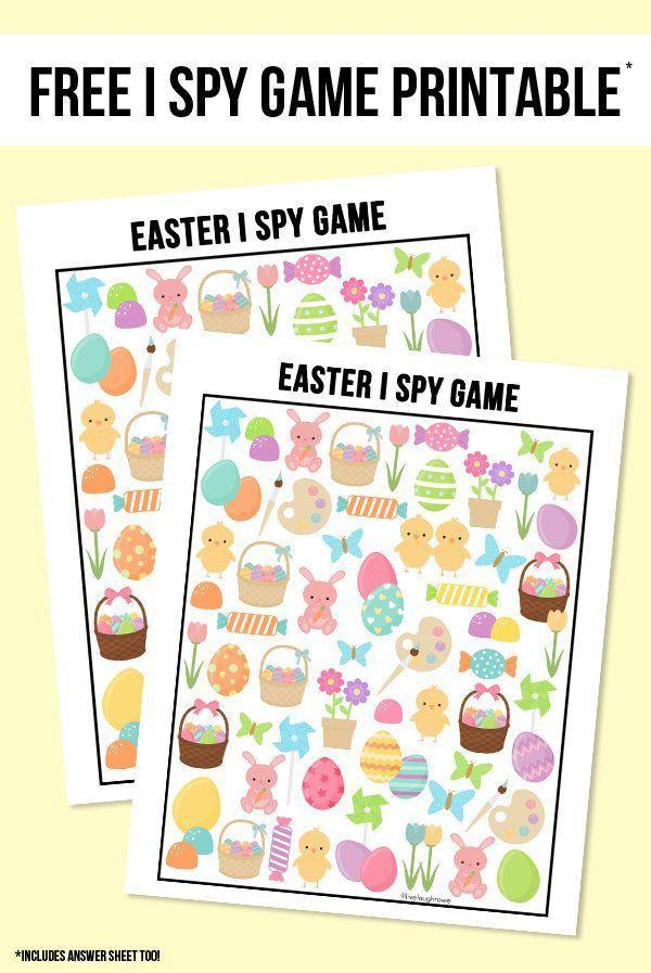 """<p>This fun brain teaser will keep your kids occupied after dinner as they search for Easter themed items, like ducklings, bunnies and baskets. </p><p><em>Get the tutorial and printout on <a href=""""https://livelaughrowe.com/easter-i-spy-printable/#_a5y_p=3484580"""" rel=""""nofollow noopener"""" target=""""_blank"""" data-ylk=""""slk:Live Laugh Rowe"""" class=""""link rapid-noclick-resp"""">Live Laugh Rowe</a>.</em></p>"""