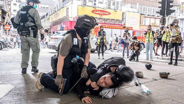 Changed overnight by new National Security Law, Hong Kong navigates through its new reality