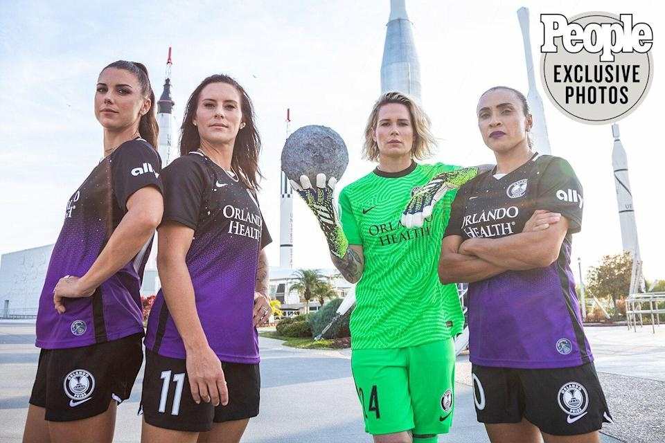 - 49ed47314cdb1e2b4ebe6bca575589e6 - NWSL's Orlando Pride Launched a Jersey Into Space to Celebrate Their 2021 Uniform