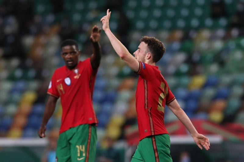 UEFA Nations League: Diogo Jota Steps Up in Cristiano Ronaldo's Absence as Portugal Outclass Sweden
