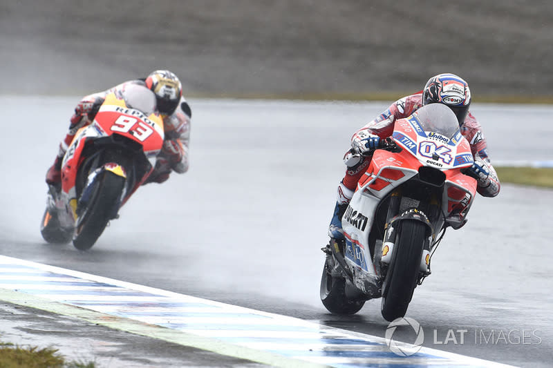 "#38 - Andrea Dovizioso - GP de Japón 2017<span class=""copyright"">Gold and Goose / Motorsport Images</span>"
