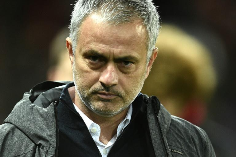 Manchester United manager Jose Mourinho, pictured at Old Trafford in March