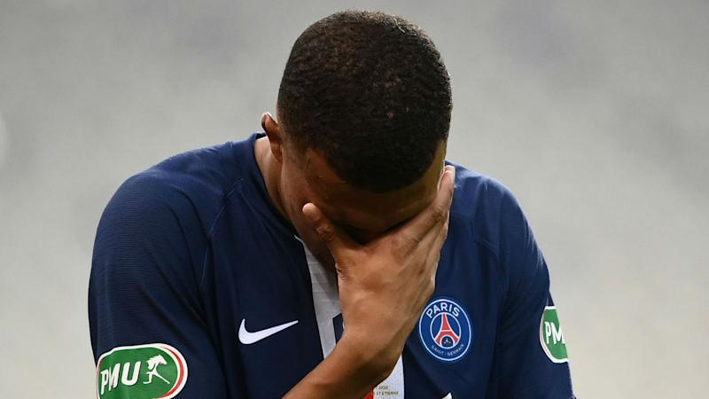 PSG forward Mbappe out of Champions League quarter-final against Atalanta