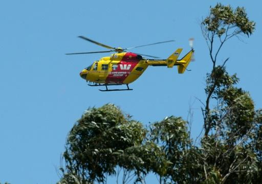 Dramatic rescue of woman after days missing in Australia