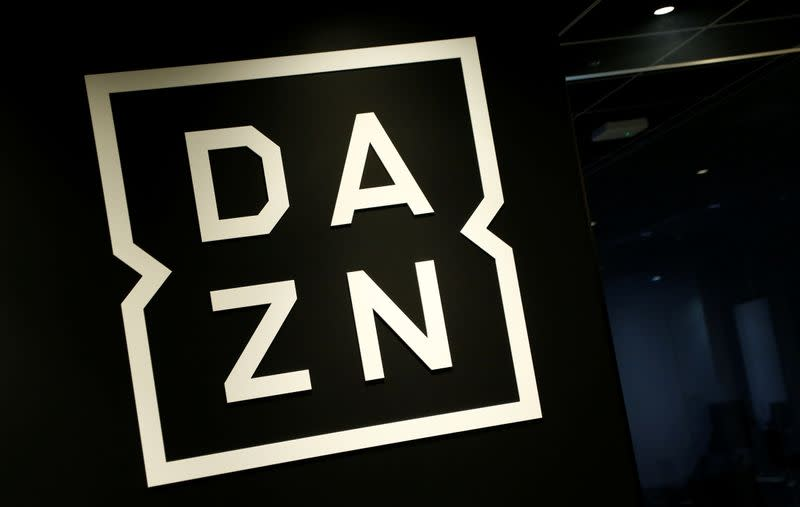 Sports streaming service DAZN to stop paying rights fees to leagues - source