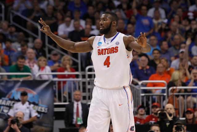 Rugged body, soft heart: How Patric Young transformed into a leader for Florida