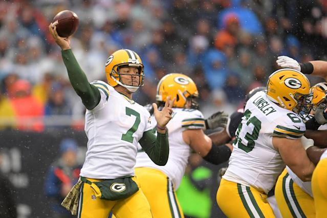 Week 11 Tale Of The Tape: Baltimore Ravens At Green Bay Packers