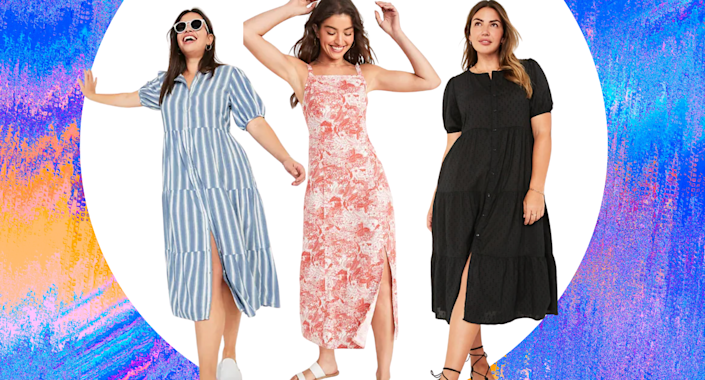 Deal alert! Old Navy is having a storewide sale — here's what our editors are buying (Photos via Old Navy)