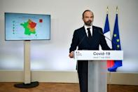 Edouard Philippe's poll ratings have soared over his government's handling of the COVID-19 outbreak