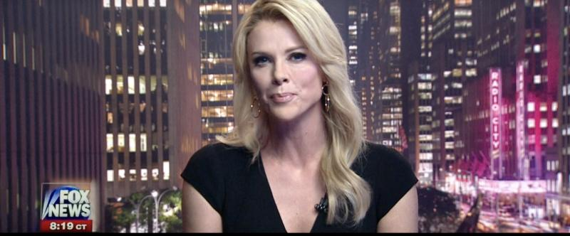 Charlize Theron as Megyn Kelly in 'Bombshell'. (Photo: YouTube)