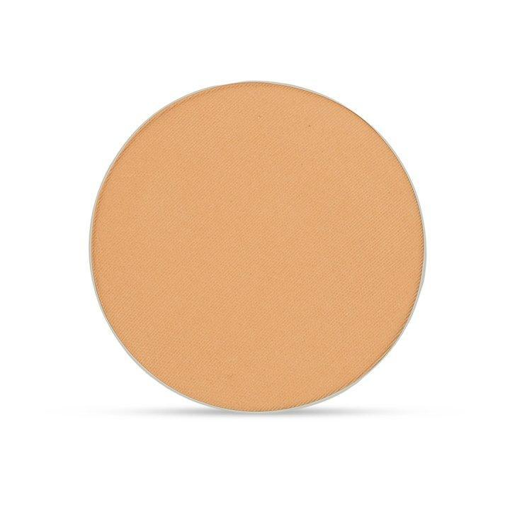 """<h2>Clove & Hallow Pressed Mineral Foundation Refill Pan</h2><br>Green also opts for refillable color cosmetics, like this vegan foundation compact. """"When the foundation is finished, I toss the metal pan in curbside recycling,"""" she says. """"The tricky items are plastic spray nozzles and lipstick tubes, which are not widely accepted with most public recycling programs.""""<br><br>In Atlanta, where Green lives, she utilizes the <a href=""""https://livethrive.org/charm/"""" rel=""""nofollow noopener"""" target=""""_blank"""" data-ylk=""""slk:CHaRM (Center for Hard to Recycle Materials)"""" class=""""link rapid-noclick-resp"""">CHaRM (Center for Hard to Recycle Materials)</a> service to recycle more challenging items. She also recommends <a href=""""https://www.terracycle.com/en-US/"""" rel=""""nofollow noopener"""" target=""""_blank"""" data-ylk=""""slk:TerraCycle"""" class=""""link rapid-noclick-resp"""">TerraCycle</a>, a nationwide recycling program that partners with various companies and offers direct-to-consumer solutions.<br><br><strong>Clove + Hallow</strong> Pressed Mineral Foundation Refill Pan, $, available at <a href=""""https://go.skimresources.com/?id=30283X879131&url=https%3A%2F%2Fcloveandhallow.com%2Fcollections%2Fcomplexion%2Fproducts%2Fpressed-mineral-foundation-refill-pan"""" rel=""""nofollow noopener"""" target=""""_blank"""" data-ylk=""""slk:Clove + Hallow"""" class=""""link rapid-noclick-resp"""">Clove + Hallow</a>"""