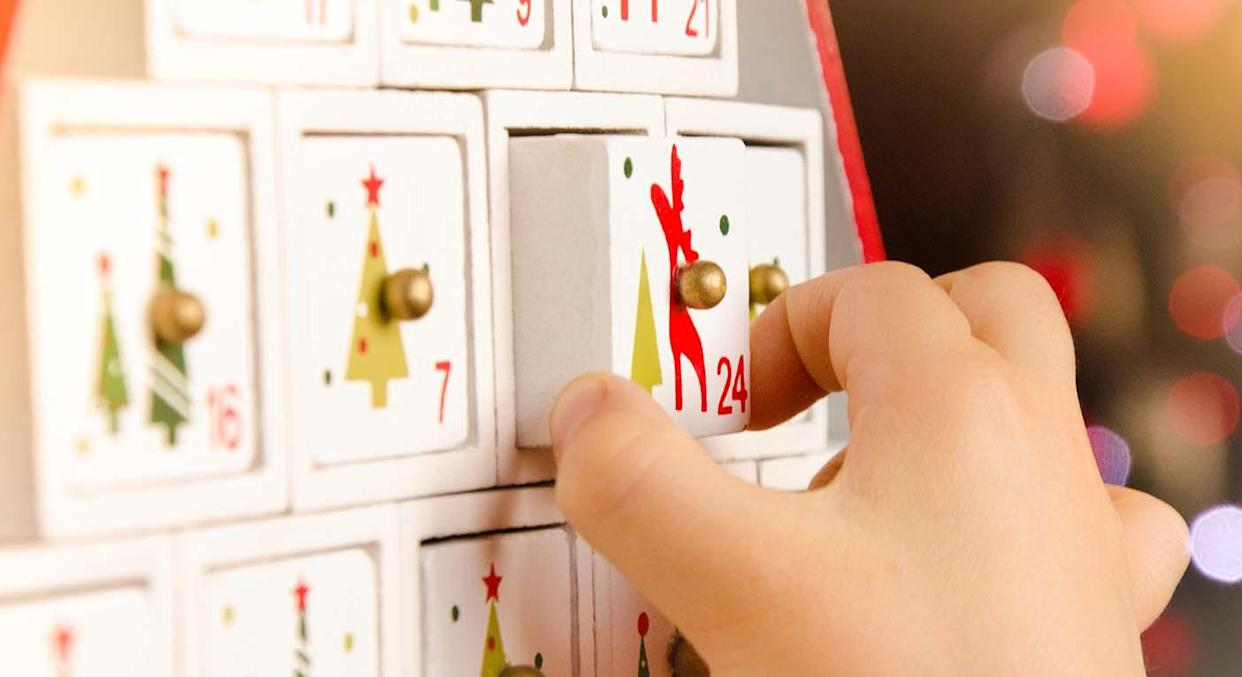 Bring on the Christmas countdown, because there are some unmissable advent calendars to buy now. (Getty Images)