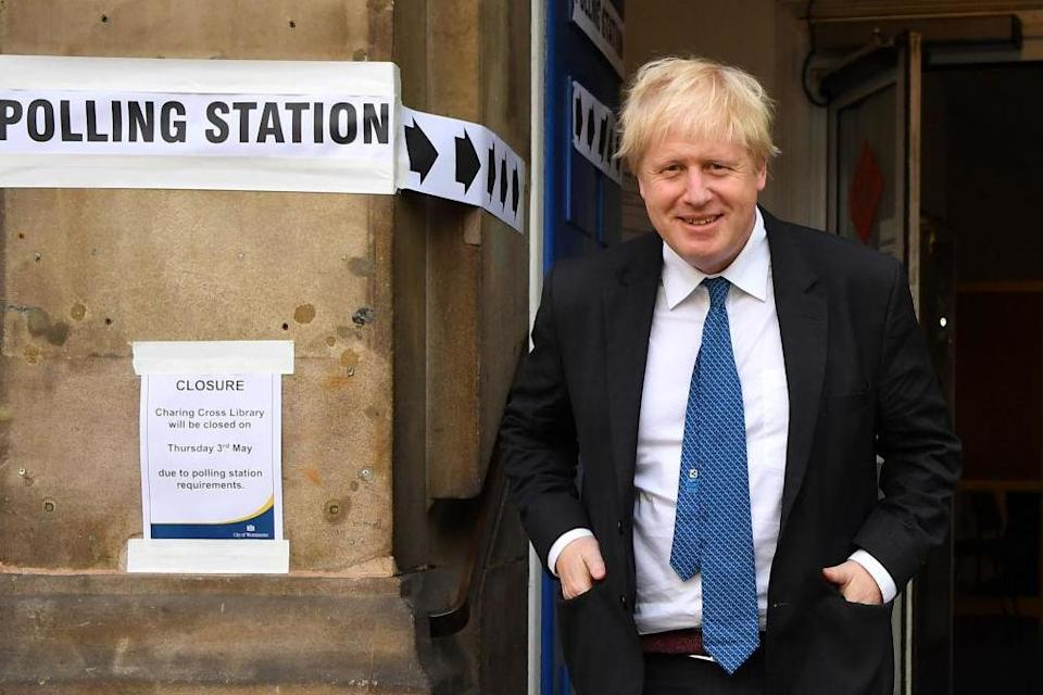 The British public will take to the polls to vote in the December general election: AFP/Getty Images