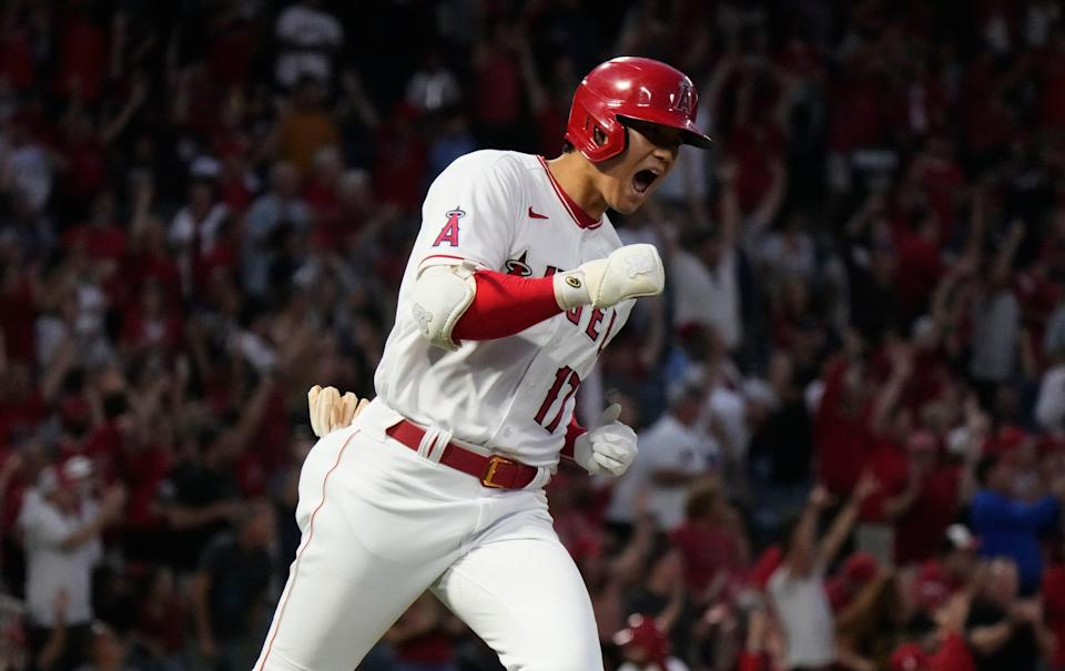 Shohei Ohtani will be the AL's starting designated hitter in the All-Star Game.