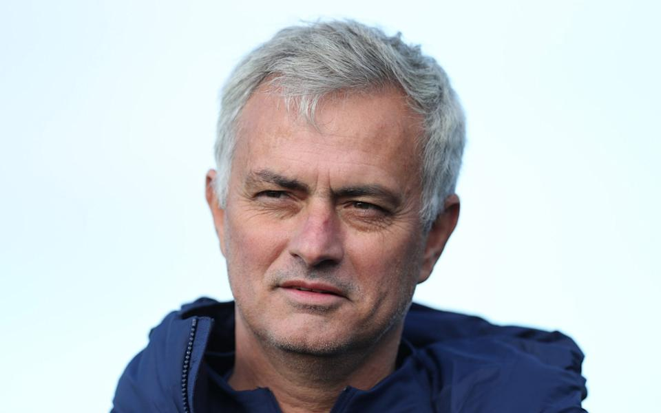 Jose Mourinho - GETTY IMAGES