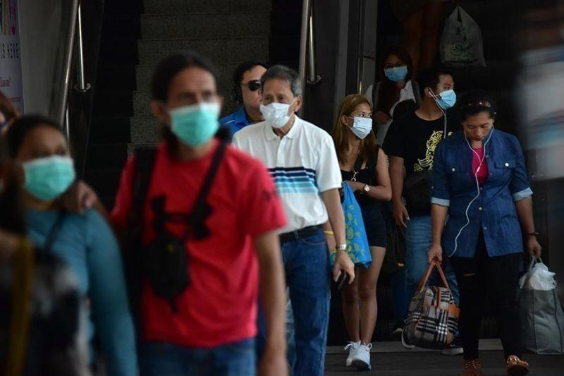 Confirmed Covid-19 cases in PH reach 26K