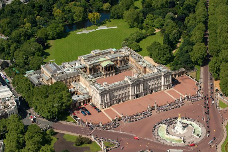 Buckingham Palace: The royal residence is in need of work: Dominic Lipinski/PA Wire