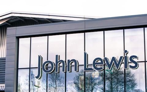 John Lewis said Black Friday was its biggest day of sales ever