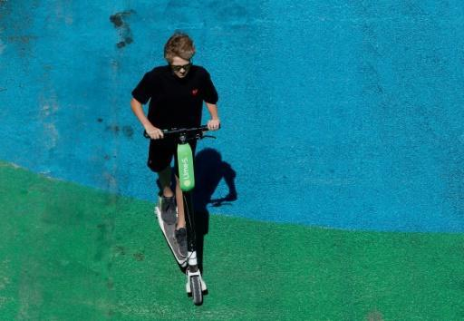 Cheaper than an Uber, faster than the metro, e-scooters have been snapped up by Parisians