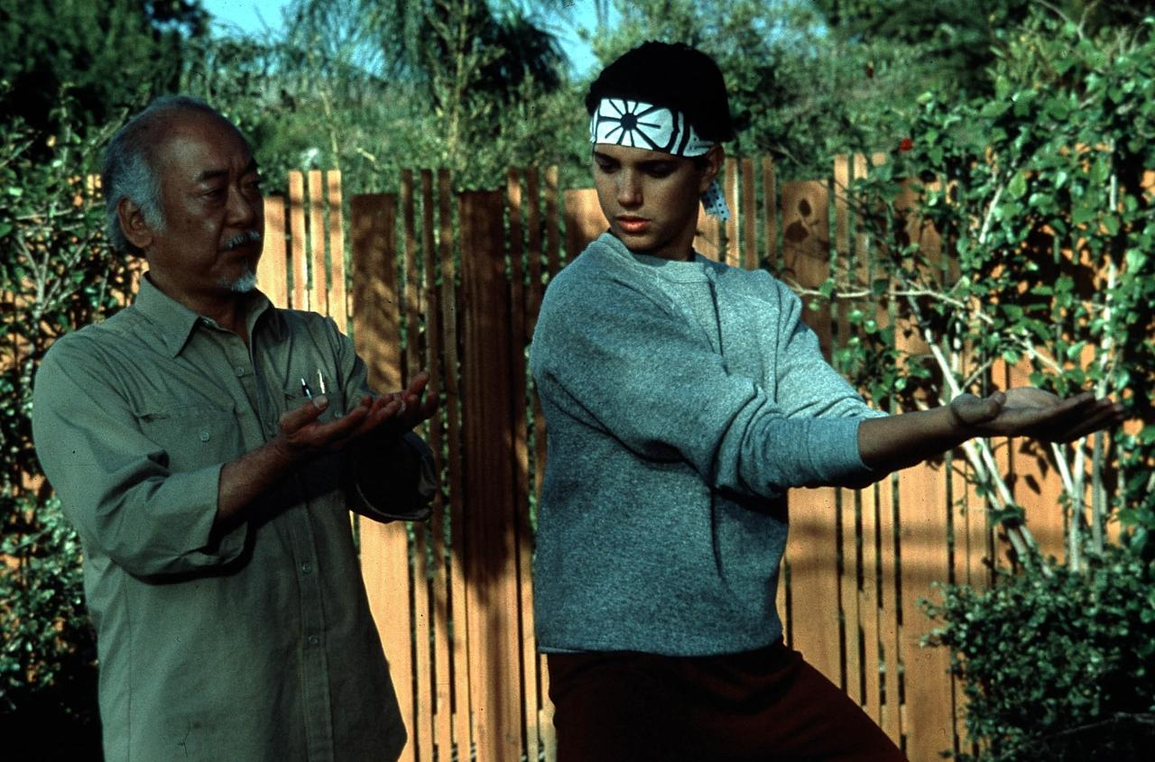 """<p><strong>Original release:</strong> 1984<br /><strong>Reboot status:</strong> YouTube Red recently announced <a rel=""""nofollow"""" href=""""https://www.yahoo.com/tv/karate-kid-series-starring-ralph-macchio-william-zabka-coming-youtube-red-175400553.html"""">a 10-episode series called <em>Cobra Kai</em></a>, which will take place 30 years after the original film. Stars Ralph Macchio and William Zabka will reprise their roles as Daniel and Johnny, respectively. The series is slated to premiere in 2018.<br />(Photo: Everett Collection) </p>"""