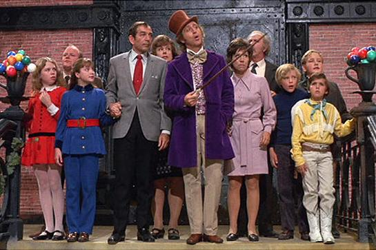 """<strong><em><h3>Willy Wonka & the Chocolate Factory</h3></em><h3>, 1971</h3></strong><h3><br></h3><br>Not even Tim Burton and Johnny Depp could top this somewhat trippy masterpiece. Best enjoyed with a bucket of candy.<br><br><strong>Watch On: </strong>Amazon Instant Video<span class=""""copyright"""">Photo: Courtesy of Paramount Pictures.</span>"""