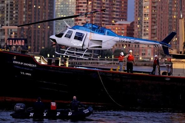 Briton in New York sightseeing helicopter crash dies