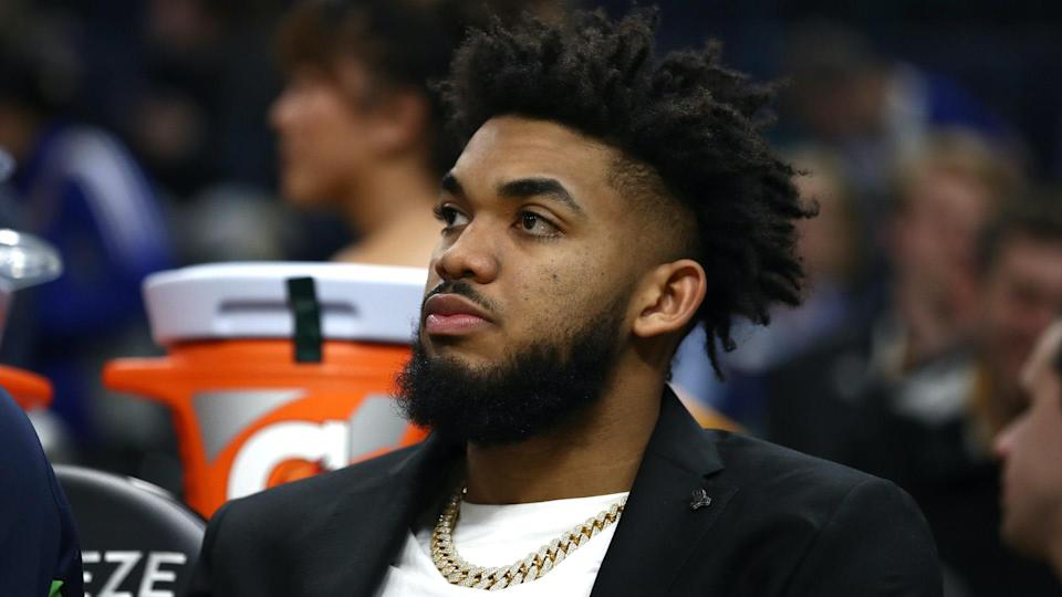Karl Anthony Towns Says His Soul Has Been Killed Off After Losing His Mother To Covid 19