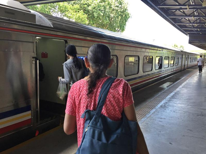 train to JB guide 2018