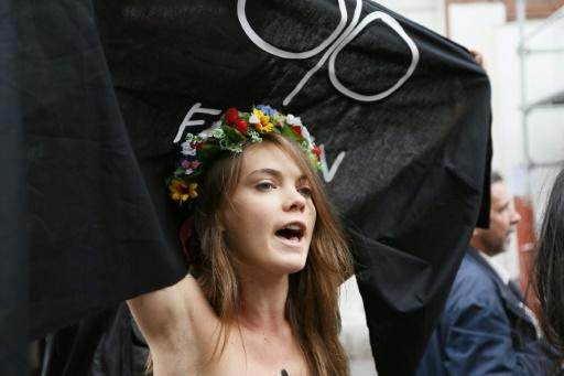 Co-founder of feminist Femen group found dead in Paris: group