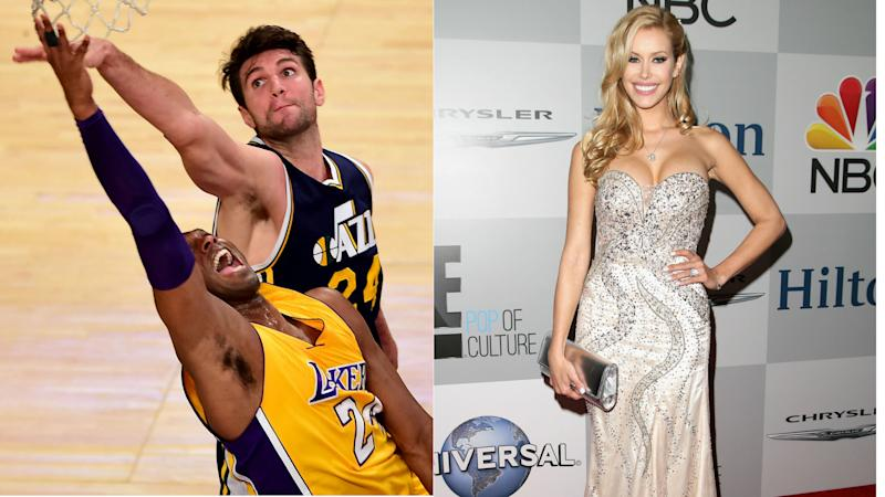 Jazz center Jeff Withey accused of domestic violence by Playmate ex-fiancee