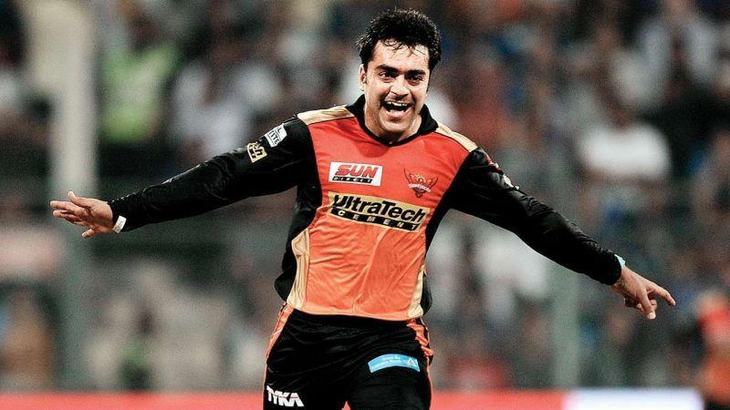 Rashid Khan is the backbone of the Sunrisers Hyderabad's spin attack