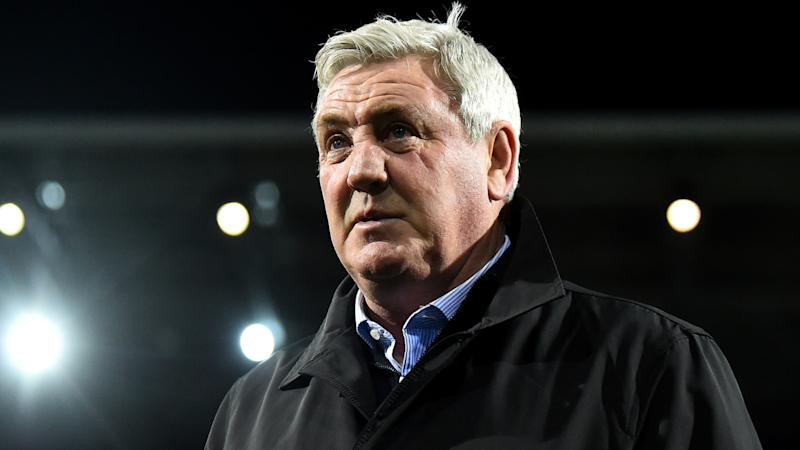 Bruce insists he can compete with the best as Newcastle United takeover talk builds