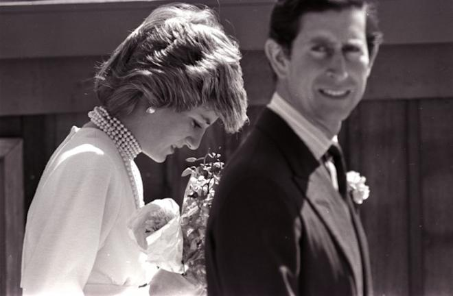 Charles and Diana, Prince and Princess of Wales