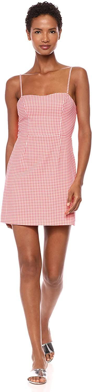 <p>This <span>French Connection Whisper Light Dress</span> ($78) makes an effortless pick for spring picnics.</p>