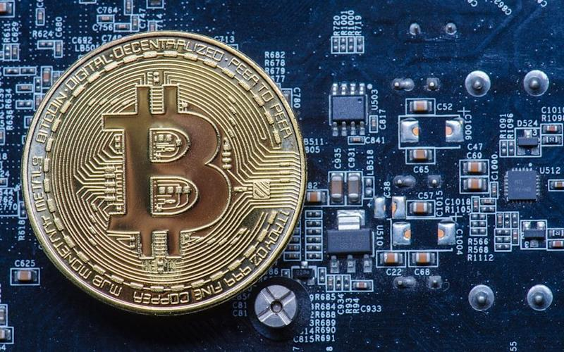 Bitcoin is still in demand despite it more than halving in price in recent months - Getty
