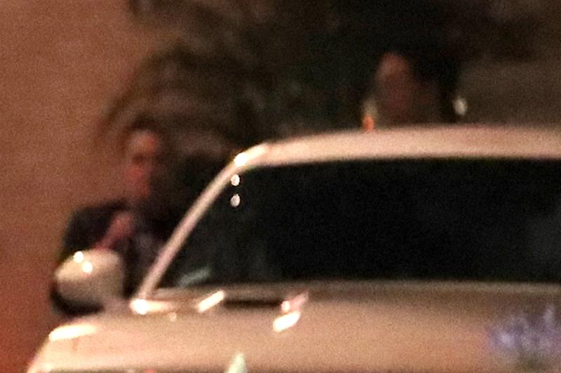 'Twilight' Stars Kristen Stewart and Robert Pattinson Spotted out Together