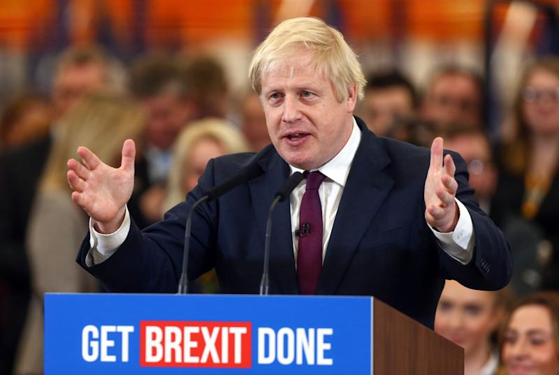 The EU Hopes Boris Johnson Wins Big to Get Brexit Over With