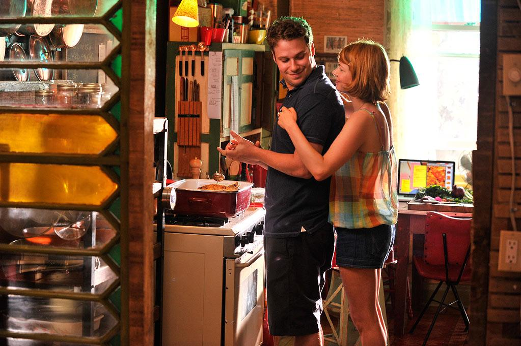 "Seth Rogen and Michelle Williams in Magnolia Pictures' ""Take This Waltz"" - 2012"
