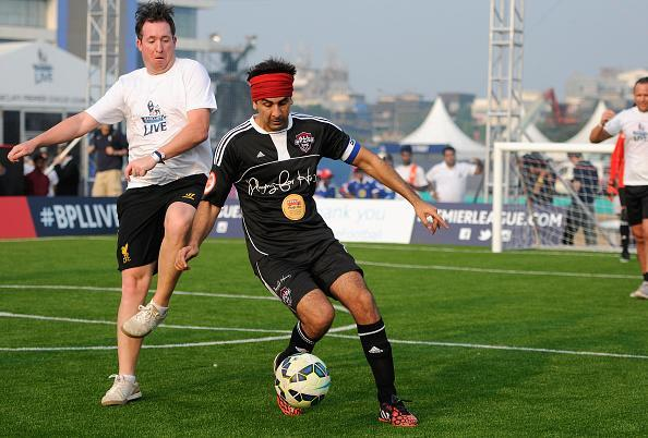 Ranbir loves playing football. He is a co-owner of the Indian Super League football team Mumbai City FC.