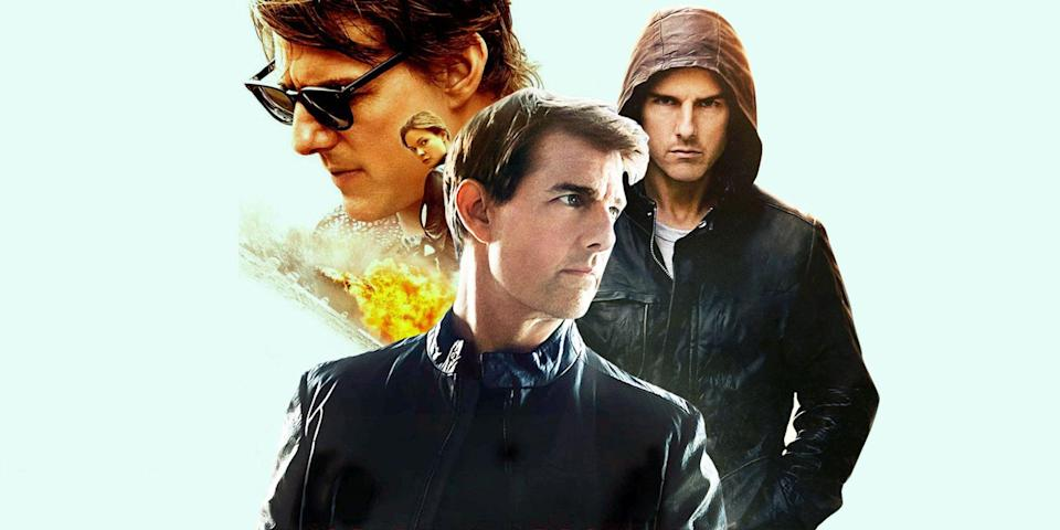 """<p class=""""body-dropcap"""">The first <em>Mission: Impossible</em> hit theaters exactly 25 years ago. On May 22, 1996, to be exact. Since then, it has matured into the rare—maybe the <em>only</em>—long-running blockbuster franchise that actually seems to get better and better as it goes on and on. Thanks to its similarly ageless star, Tom Cruise as IMF ringleader Ethan Hunt, and his sweet tooth for old-school death-wish show-stopping stunts, the series seems hellbent on upping the ante like a deranged gambler with each subsequent installment. But if <a href=""""https://www.esquire.com/entertainment/movies/a22562181/best-tom-cruise-mission-impossible-stunts/"""" rel=""""nofollow noopener"""" target=""""_blank"""" data-ylk=""""slk:the M:I movies were only about Cruise risking his life for our popcorn amusement"""" class=""""link rapid-noclick-resp"""">the <em>M:I</em> movies were only about Cruise risking his life for our popcorn amusement</a>, the sensational saga would never have made it as far as it has. Sure, you could argue that each chapter in the IMF Cinematic Universe is, in a way, kind of the same. But they're also different enough (thematically, stylistically, narratively) to keep us coming back for more. Which makes ranking the Mission: Impossible films no easy challenge. But you could say, it's our mission and we chose to accept it. So without further throat-clearing, here's our definitive ranking of the six M:I films, from worst to best….</p>"""
