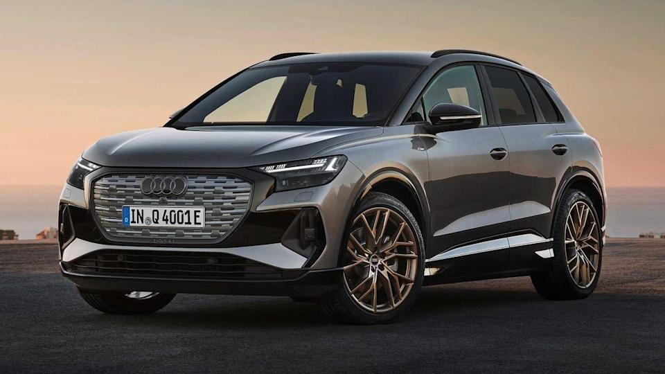 2022 Audi Q4 e-tron begins at $43,900 in the US