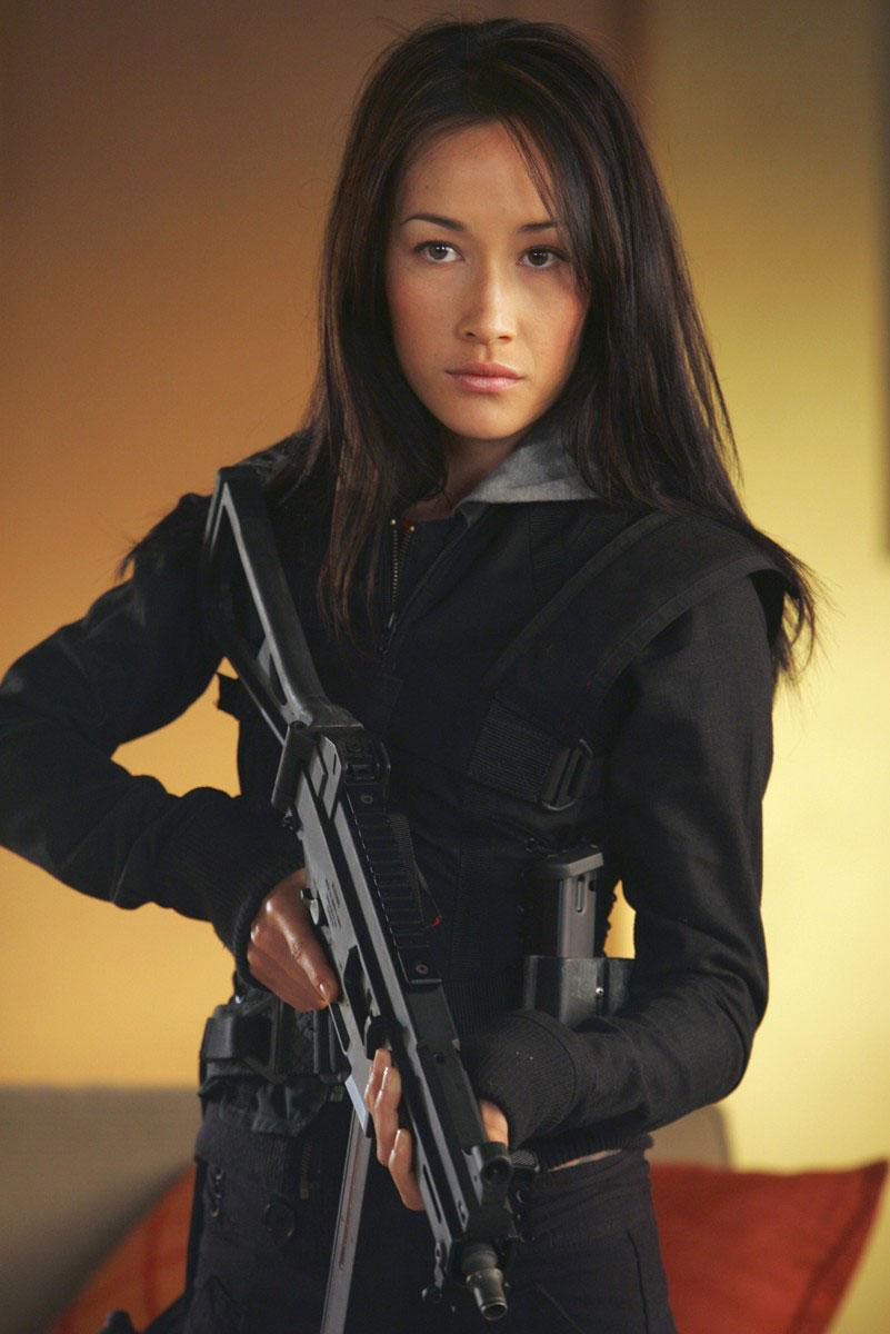 Maggie Q in a still from <i>Mission: Impossible 3<i>. (Paramount Pictures)