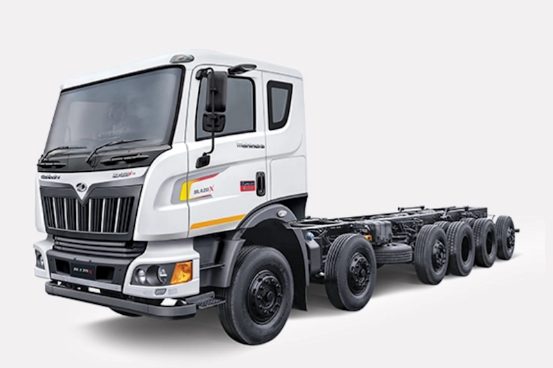 Mahindra Blazo Becomes Most-Fuel Efficient Truck in India